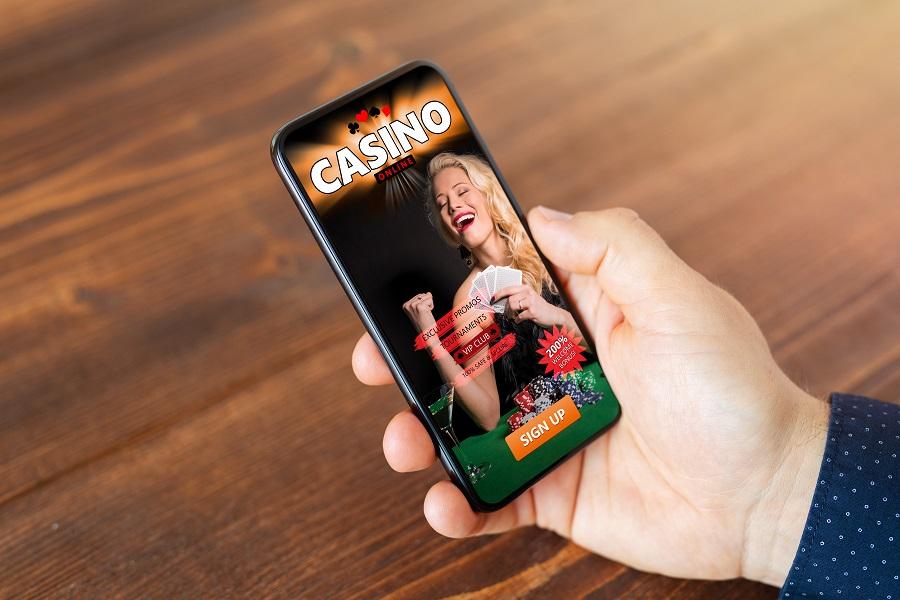 Онлайн казино на Айфон