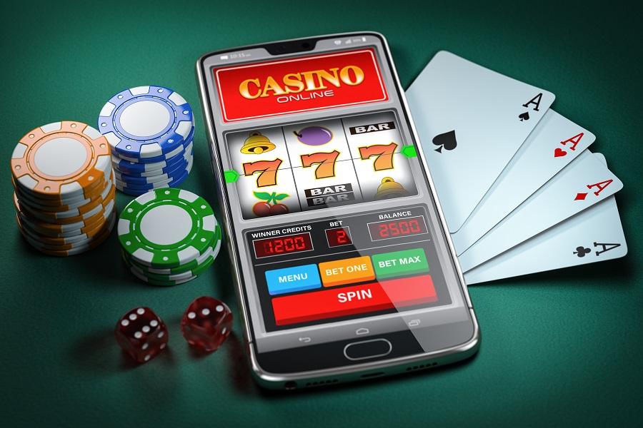 Онлайн казино на Андроид